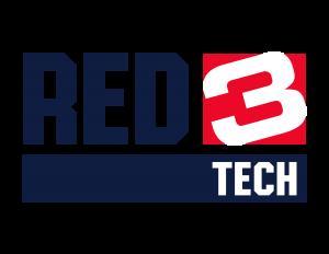 Red 3 Tech Logo
